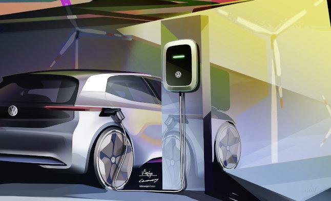 el volkswagen id 8321 sera pionero en movilidad sostenible