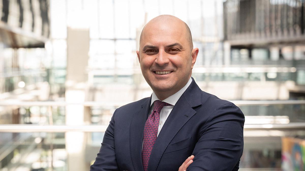 Davide Ciciliato, nuevo director general de Endesa X