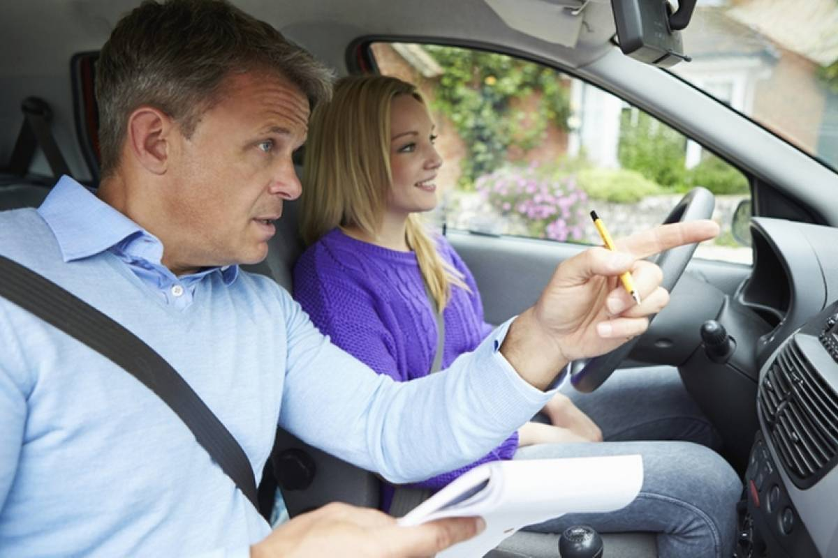 examen de conducir