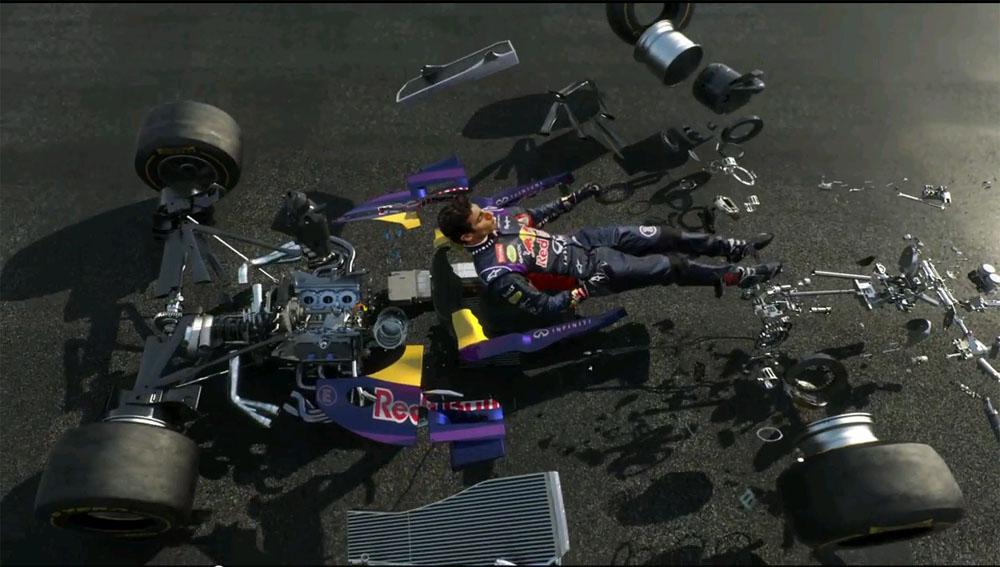 Red Bull nos explica en vídeo cómo son los F1 de 2014