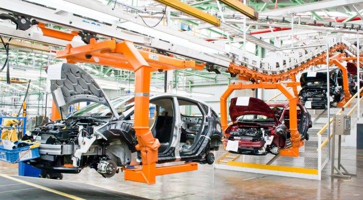 fabrica vehiculos coche