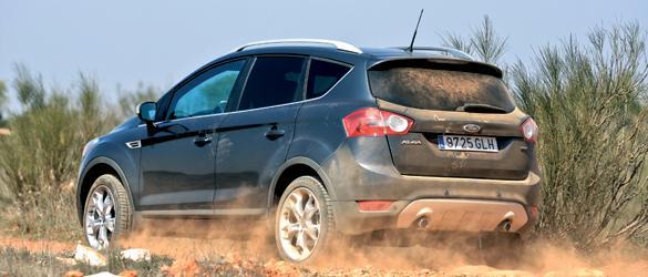 Ford Kuga 2.5T (2010)
