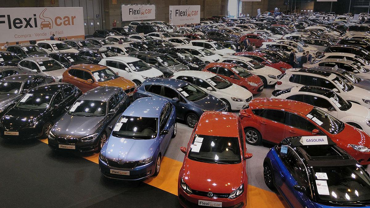 Salón del Vehículo de Ocasión de Madrid: una exposición repleta de coches de segunda mano