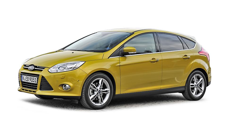 Ford Focus: caso resuelto