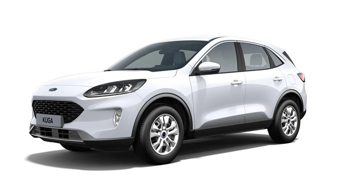 ford kuga trend 2021 frontal