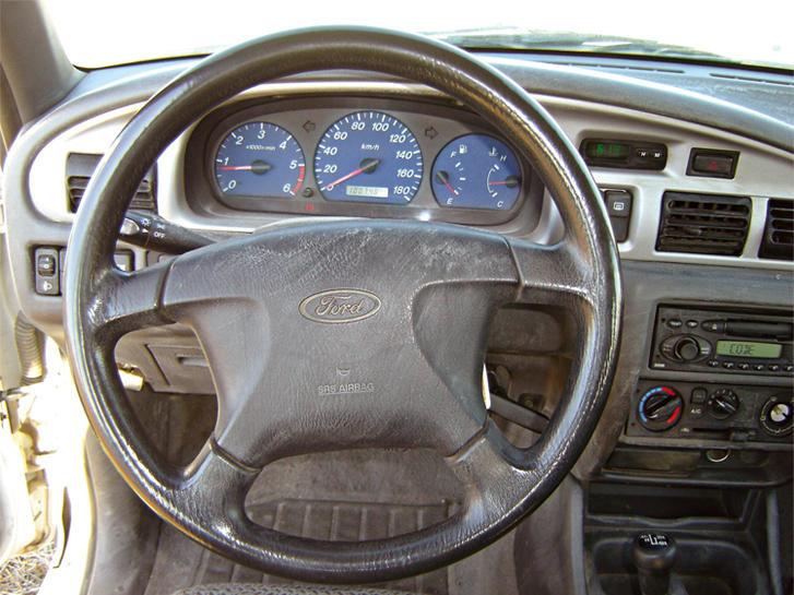 Ford Ranger 2.5 Tdi