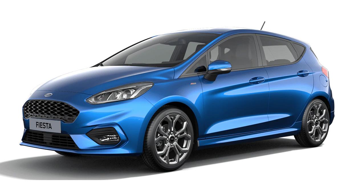 Ford Fiesta 2021: nuevas versiones híbridas con etiqueta ECO de hasta 155 CV