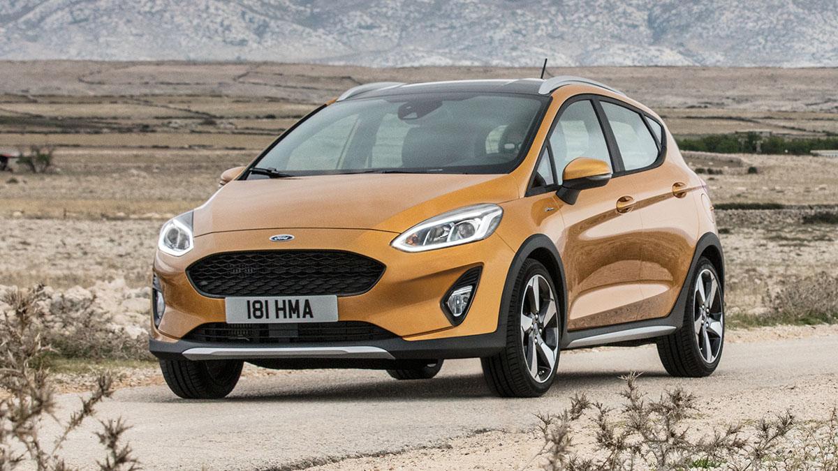 El nuevo Ford Fiesta 2021 más completo ya esta aquí: hibridación, etiqueta ECO… ¡y cambio automático!