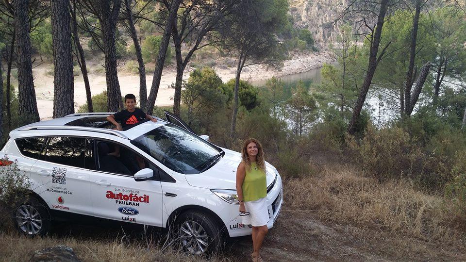Nuestro Ford Kuga ya rueda por España