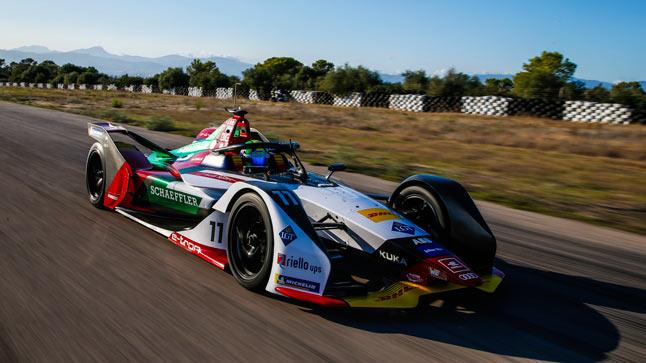 Así es el Audi e-tron FE05 para la nueva temporada de la Fórmula E