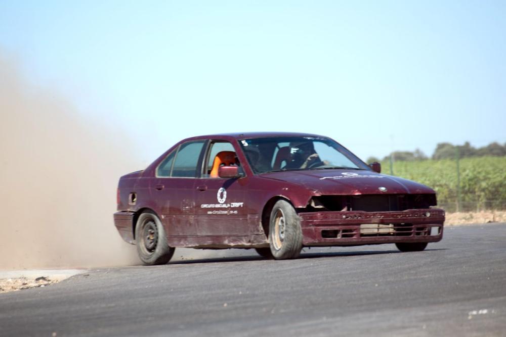 Adrenalina y control al volante con Fran Perea