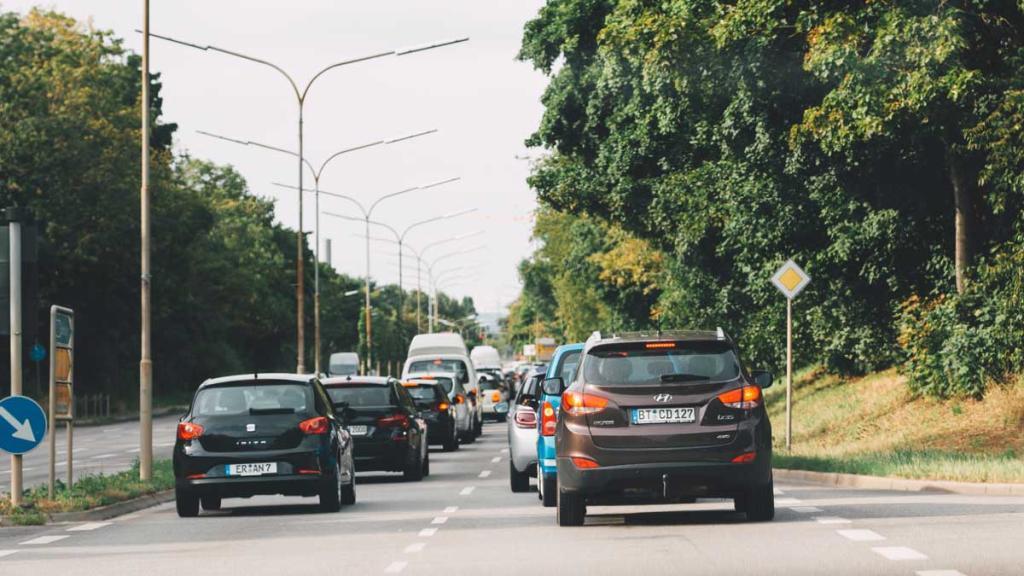 Las normas de tráfico más raras del mundo
