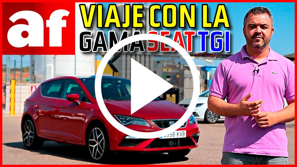 Vídeo: review y prueba en ruta del Seat León TGI
