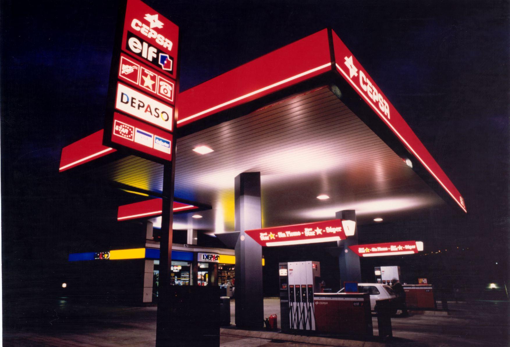 gasolinera cepsa 1
