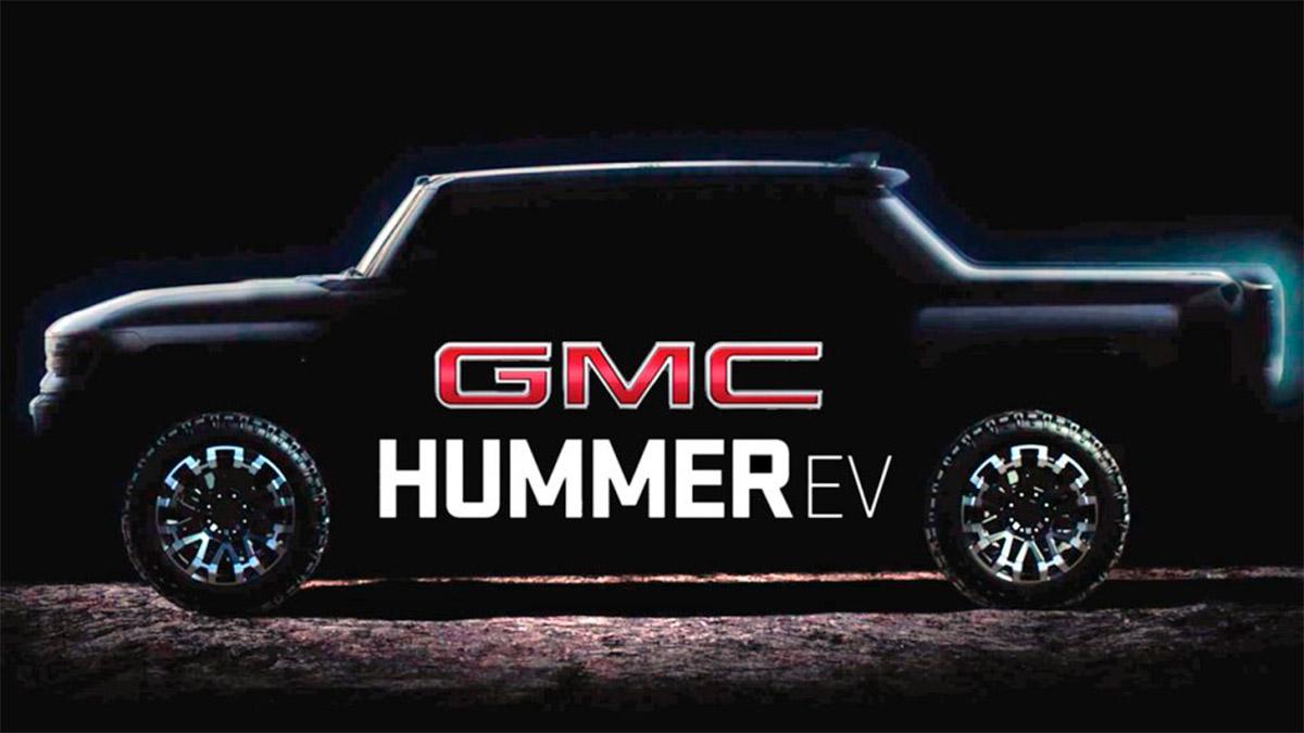 El nuevo GMC Hummer EV ya tiene fecha de presentación