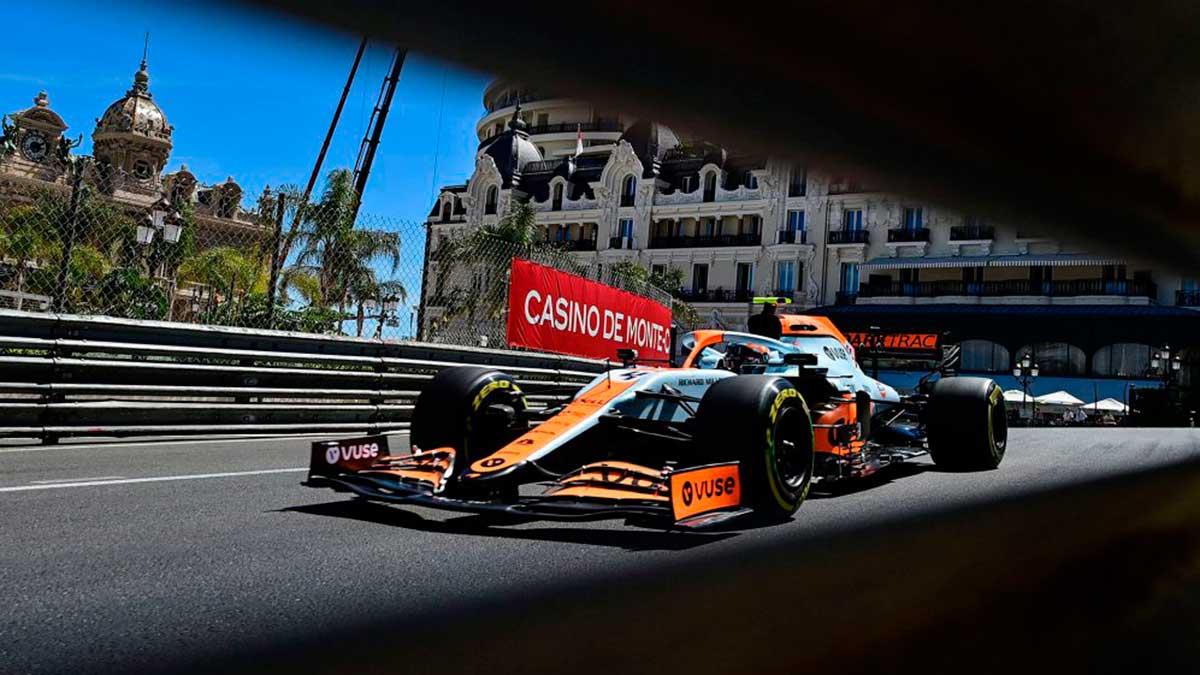 Gran Premio de Mónaco de Fórmula 1 2021: horarios y televisión