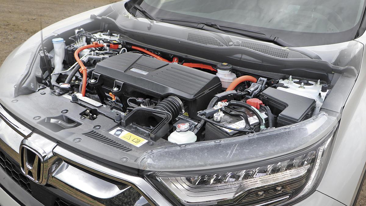 honda hybrid 2020 24g