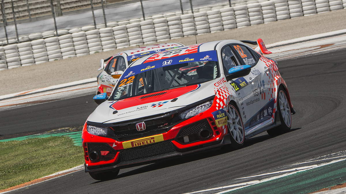 ¿Quieres tener un Honda Civic Type R campeón de España en tu garaje? Teo Martín Motorsport te vende éste