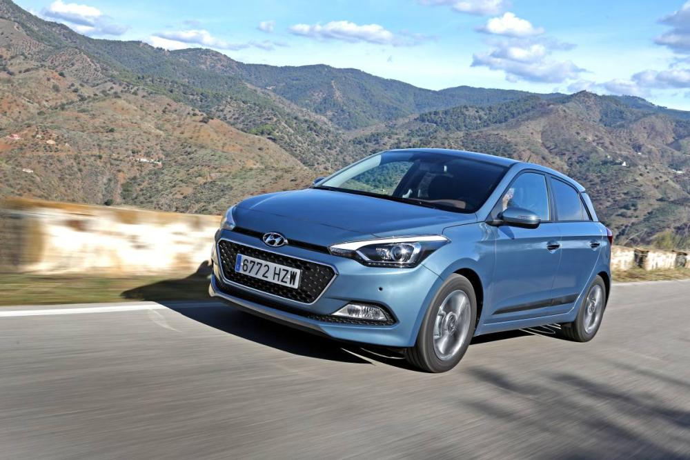 Hyundai i20 2015: vídeo