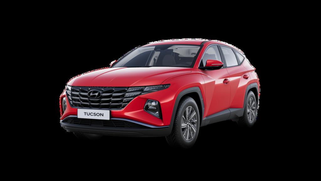 Hyundai Tucson Klass 2021