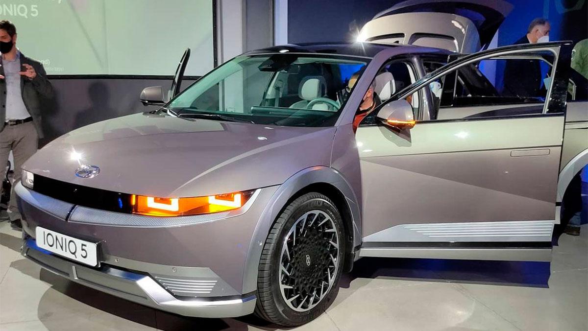 Nuevo Hyundai IONIQ 5: precios y acabados para el mercado español