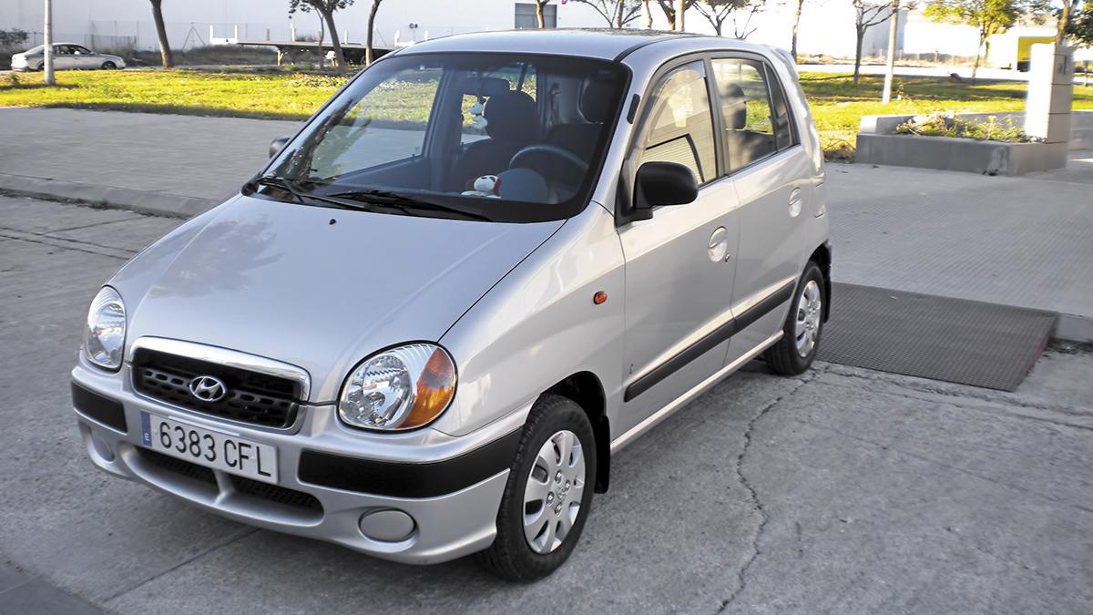 Prueba de segunda mano: Hyundai Atos Prime