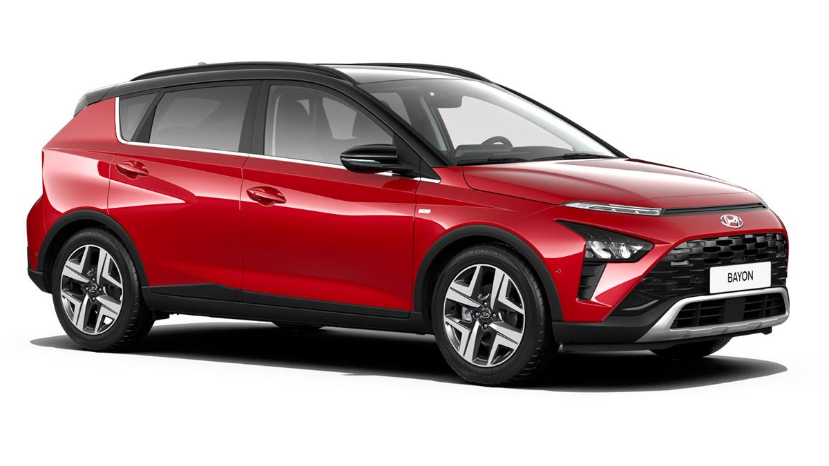 Nuevo Hyundai Bayon 2021: precios y equipamientos para España