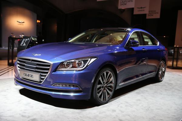 Hyundai Genesis: su tecnología en vídeo