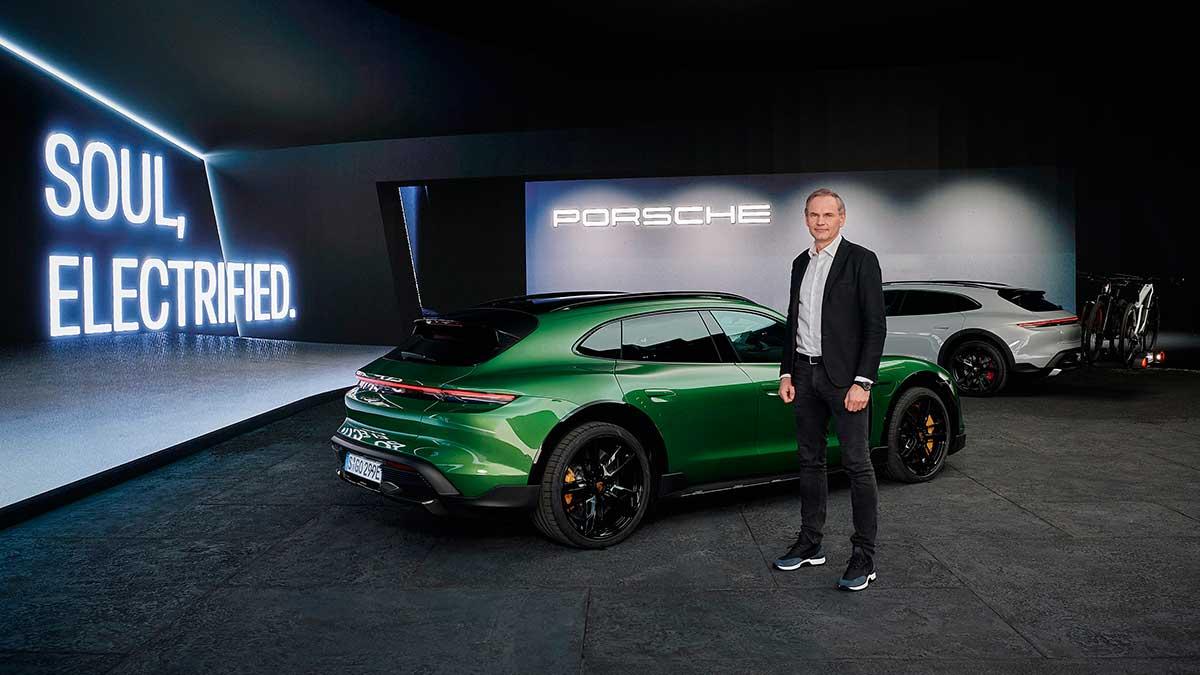Porsche se marca el objetivo de tener una huella de carbono neutra para 2030