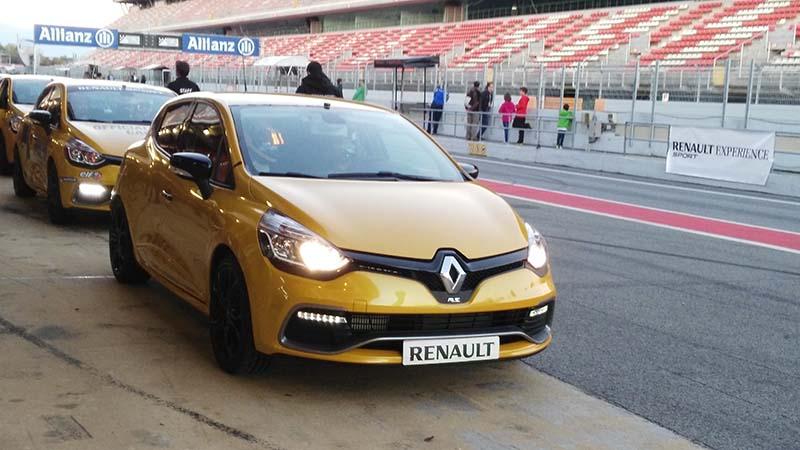 Un lector cuenta su propia Renault Experience Montmeló