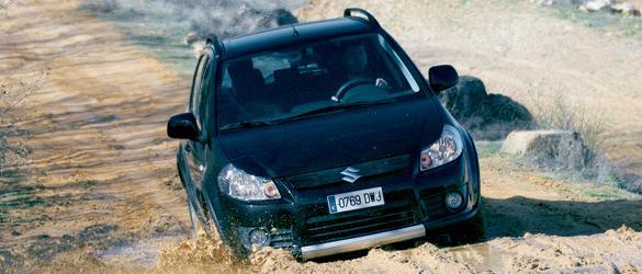 Suzuki SX4 1.9 DDiS