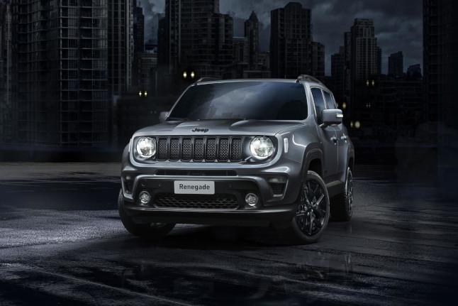 jeep nighteagle renegade 3quarter