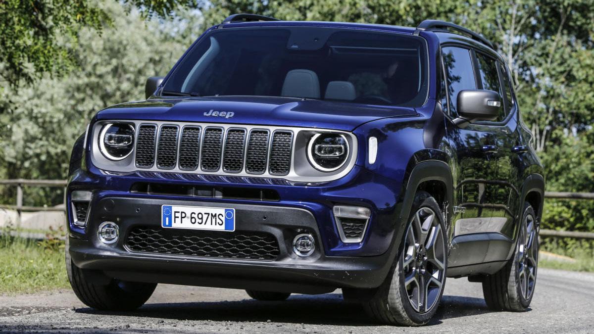 jeep renagade limited 1