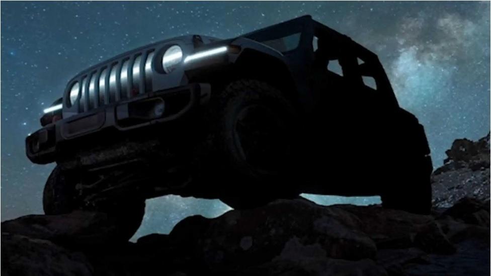 jeep wrangler electrico