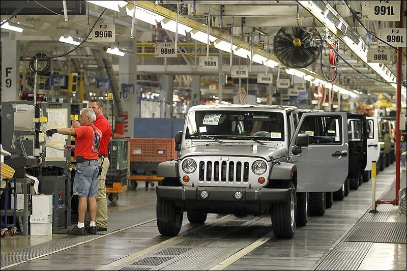 El Jeep Wrangler podría dejar de fabricarse en EE.UU.