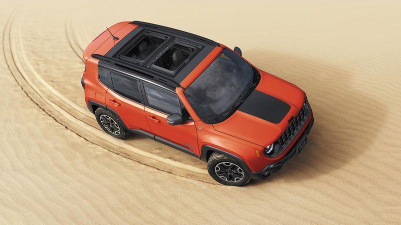 Jeep Renegade: toda la información