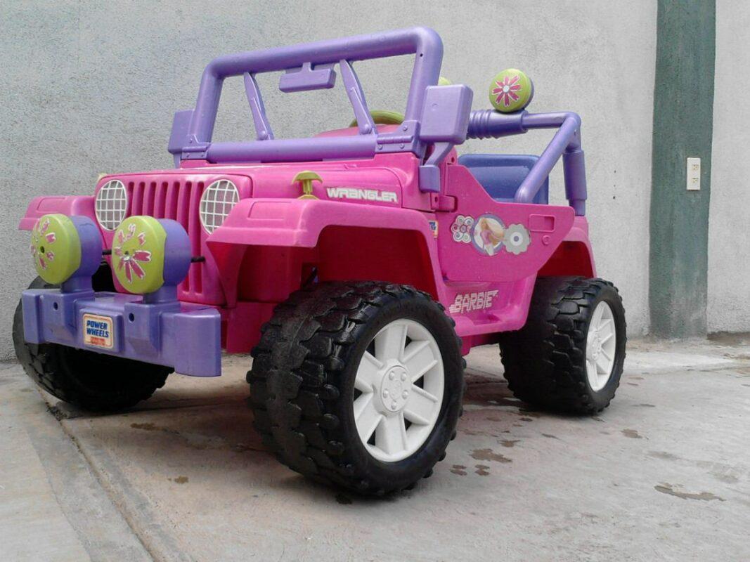jeepbarbie 1