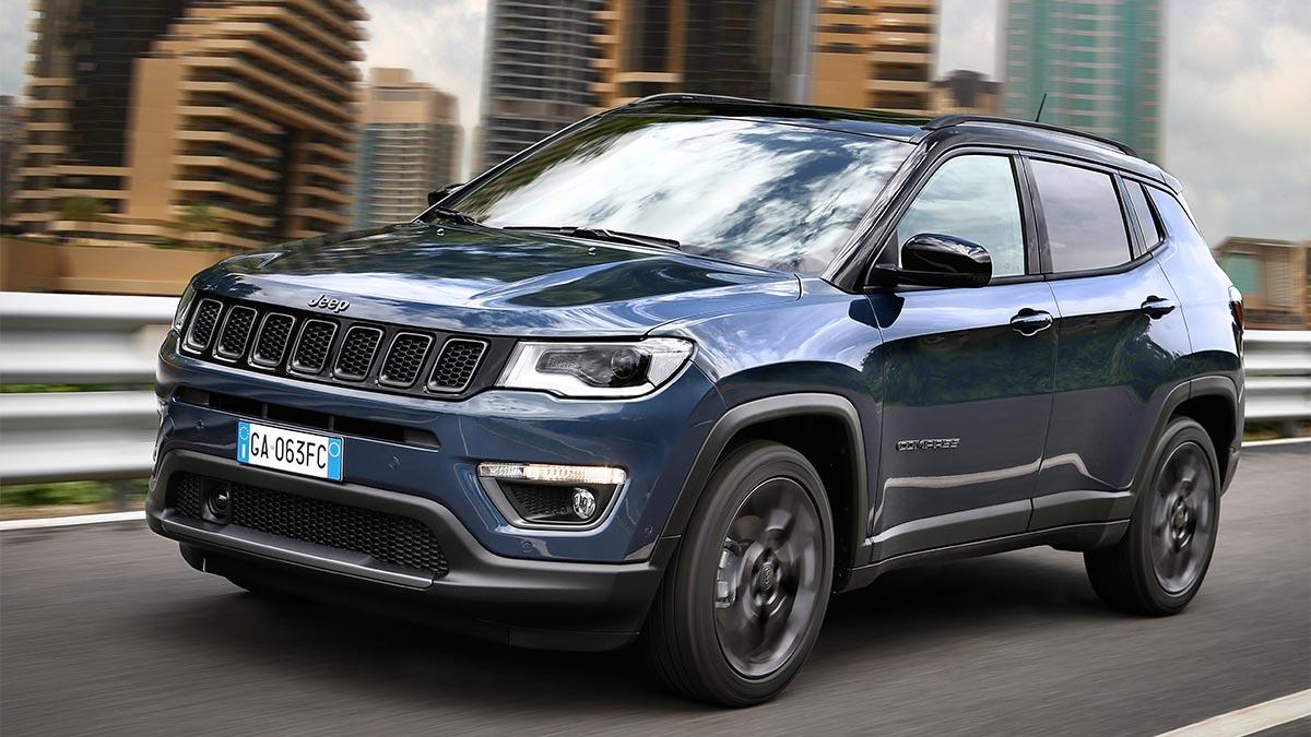 Jeep Compass 2021: con un nuevo  motor 1.3 T4 de gasolina