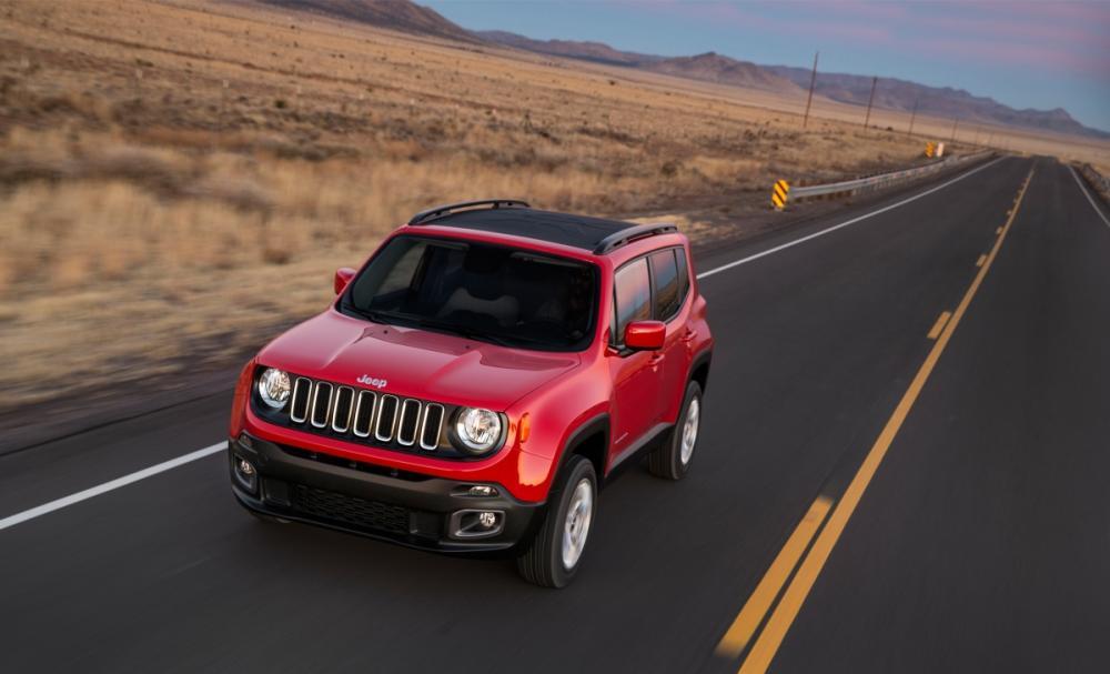 Jeep Renegade: el baby Jeep 'made in Italy'