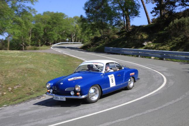 El II Spain Classic Rally se disputará en las carreteras del noreste de la Península