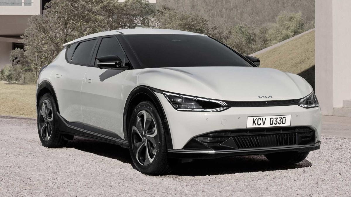 Nuevo Kia EV6 2021: ya puedes reservarlo en España