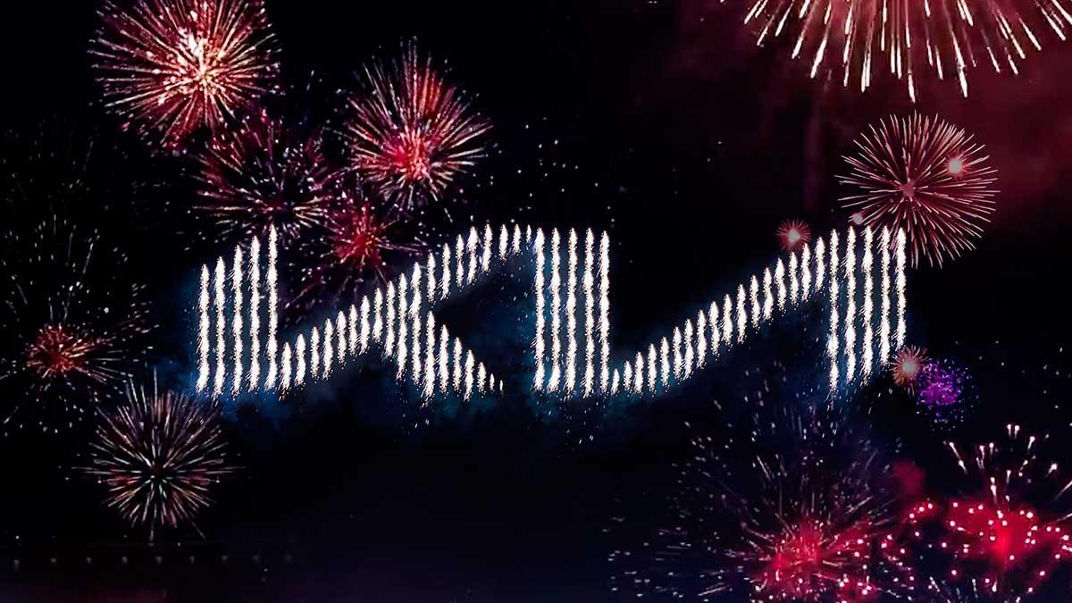 Vídeo: Kia tira de récord para presentar su nuevo logo