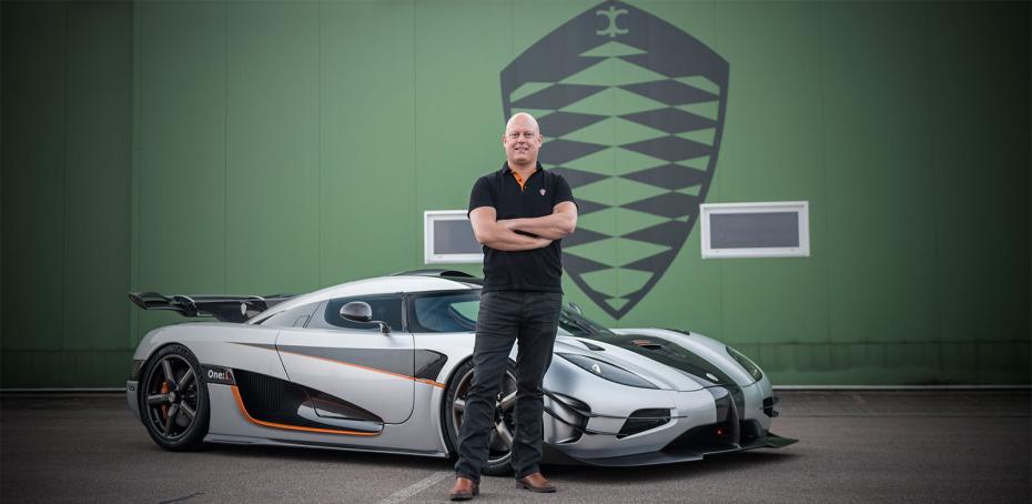 El dueño de Koenigsegg sabe dónde están todos los coches de la marca