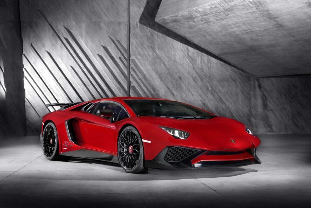 Lamborghini Aventador Superveloce: la esencia de los superdeportivos