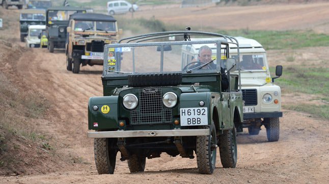 land rover party2