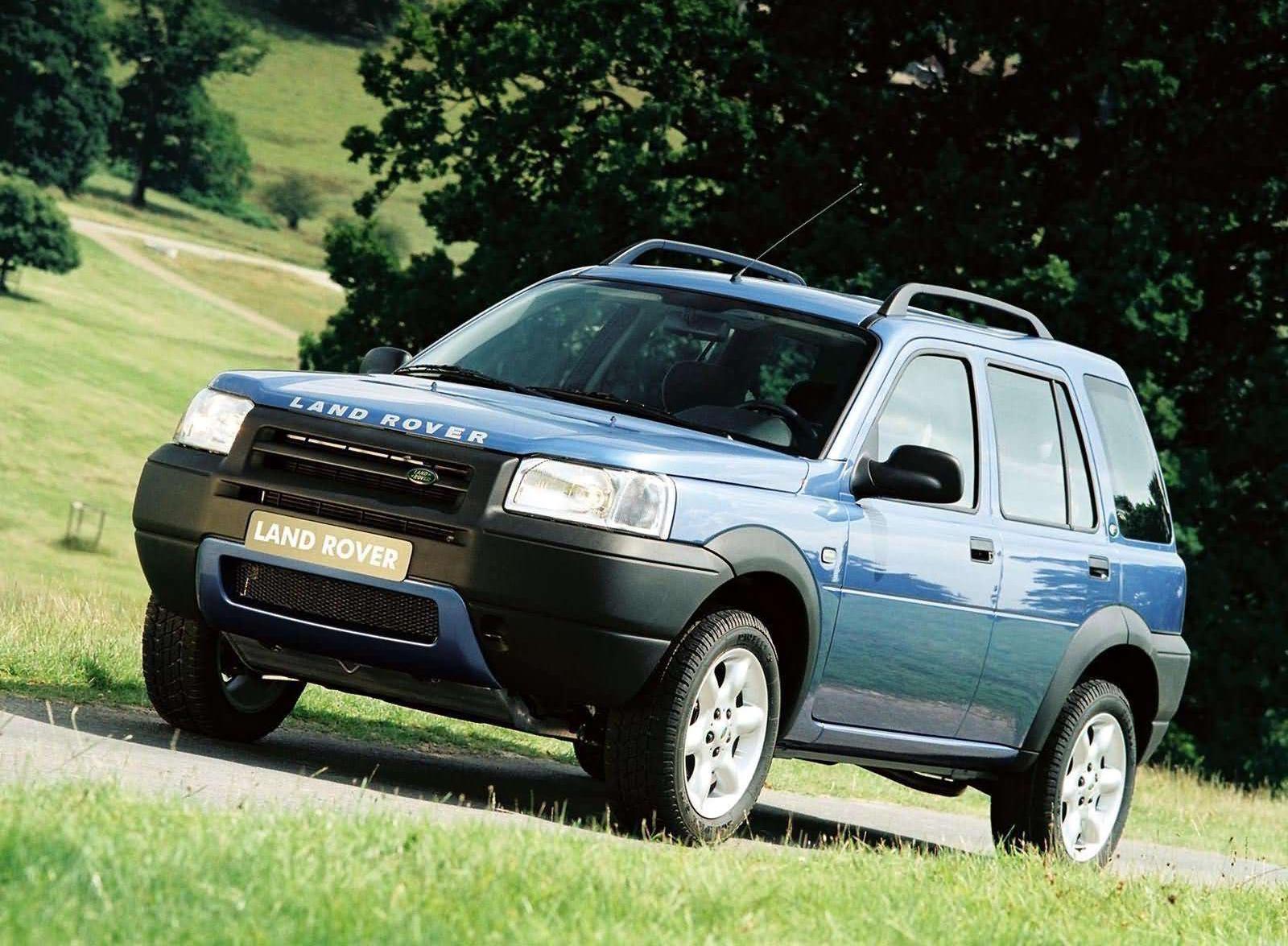 ¿Qué os parece un Land Rover Freelander de primera generación?
