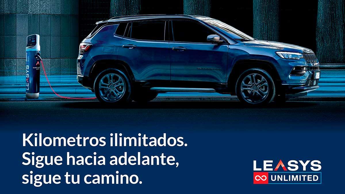 Leasys Unlimited: el nuevo renting de coches electrificados de Stellantis