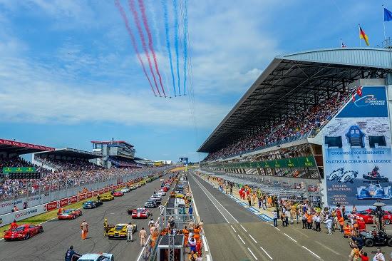 El calendario de Le Mans para 2016