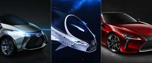 lexus skyjet modelos