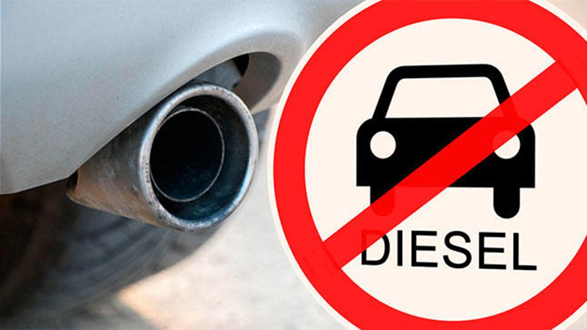 Cero emisiones en 2040: adiós a los coches diésel, gasolina e híbridos